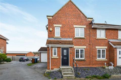 3 bedroom semi-detached house for sale - Dovestone Way, Kingswood, Hull, HU7