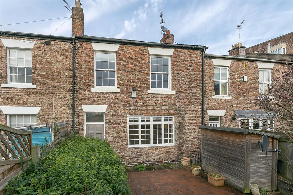 3 Bedrooms Terraced House for sale in Brandling Place South, Jesmond, Newcastle upon Tyne