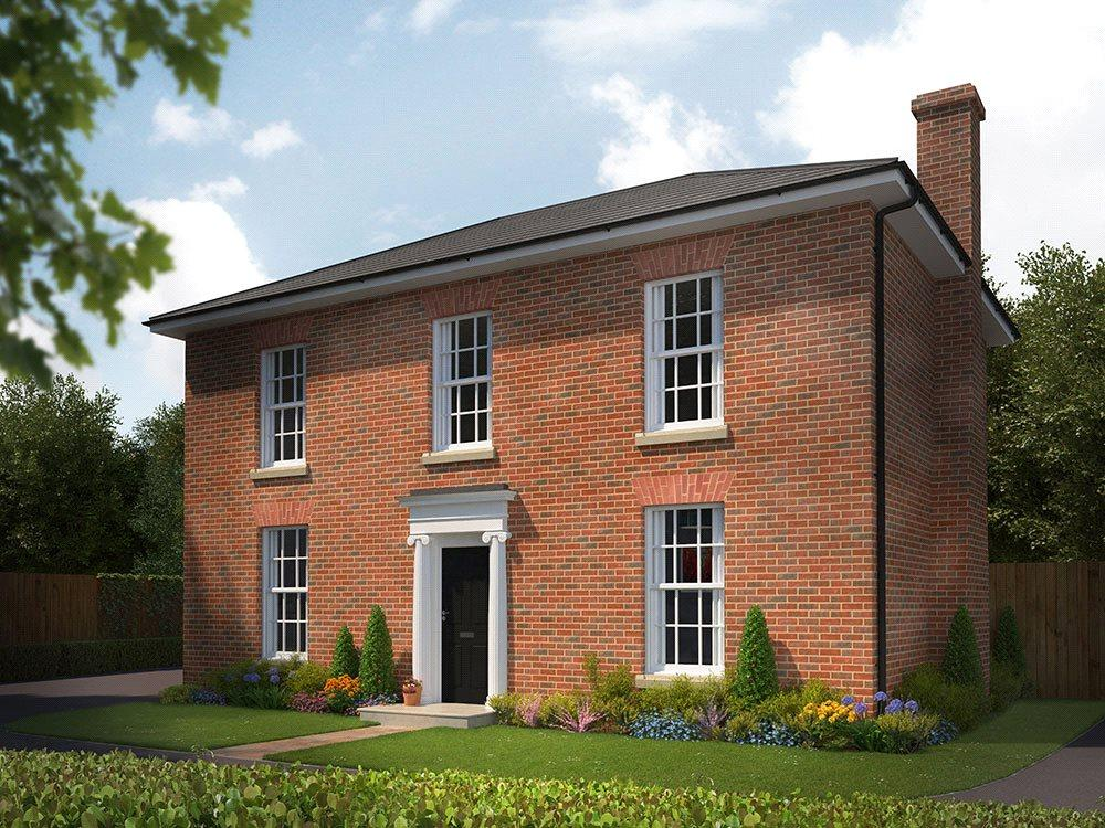 5 Bedrooms House for sale in Plot 146, St George's Park, George Lane, Loddon, Norwich, NR14