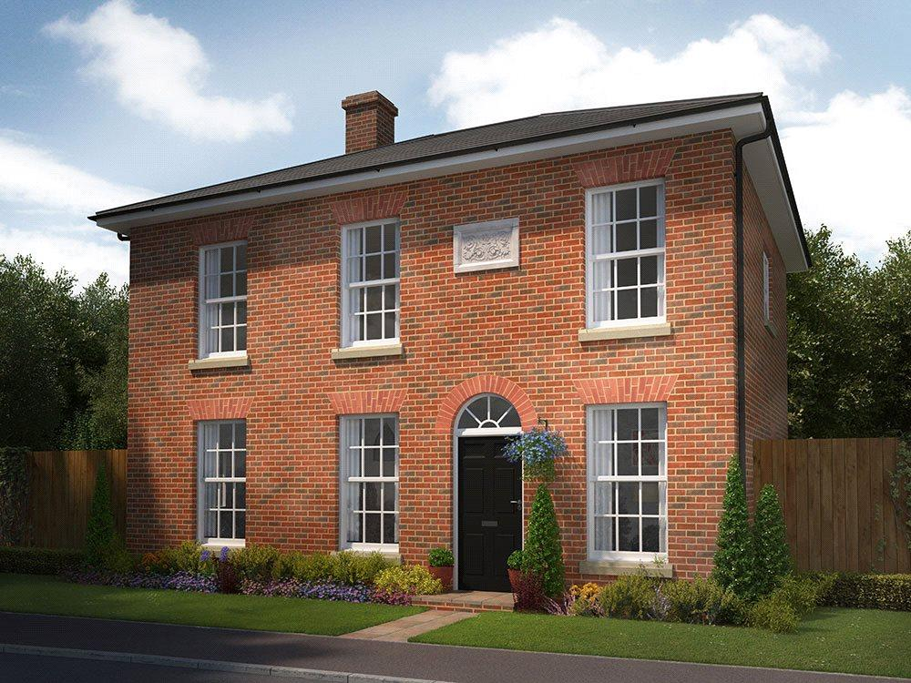 4 Bedrooms House for sale in Plot 188, St George's Park, George Lane, Loddon, Norwich, NR14
