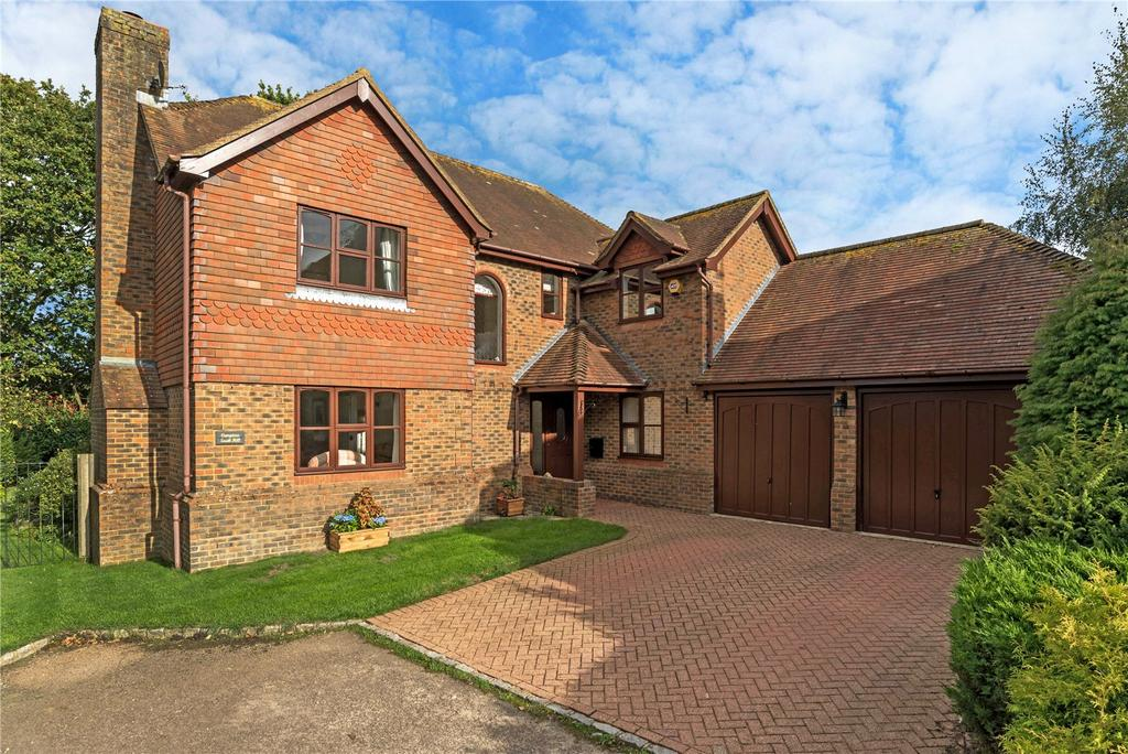 5 Bedrooms Detached House for sale in South Hill, Upton Grey, Basingstoke, Hampshire, RG25