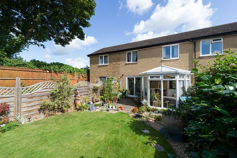 2 Bedrooms Terraced House for sale in Dudgeon Drive, Oxford, Oxfordshire