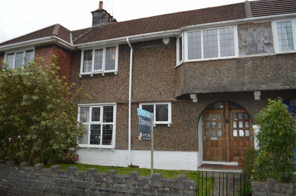 3 Bedrooms Terraced House for sale in Maple Crescent, Swansea, SA2