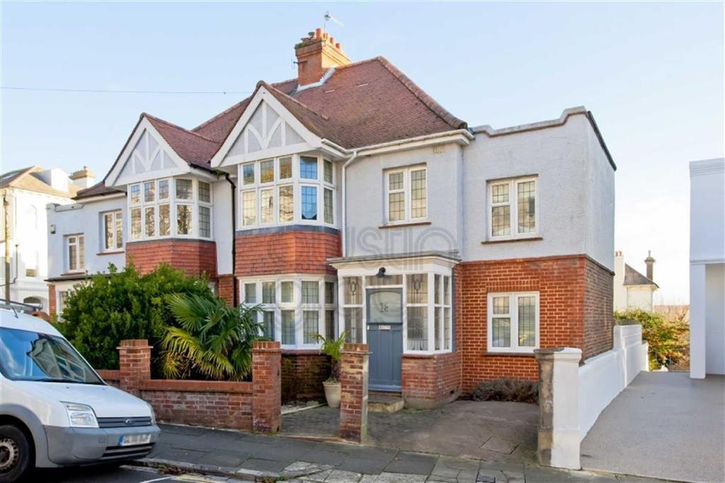 4 Bedrooms House for sale in Alexandra Villas, Brighton