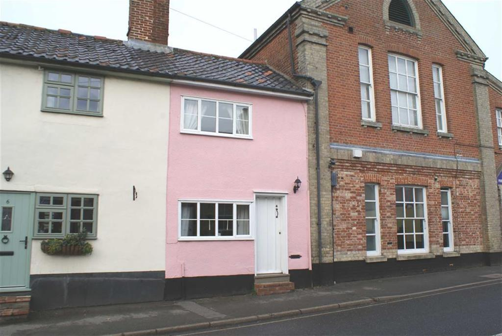 2 Bedrooms Terraced House for sale in Magdalen Street, Eye