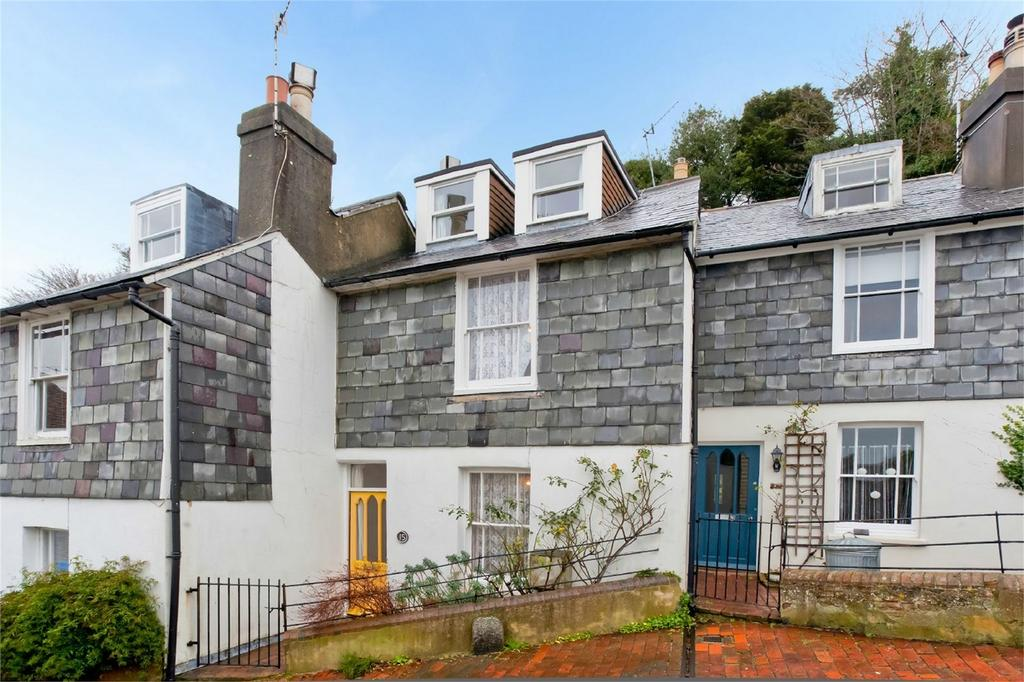 2 Bedrooms Terraced House for sale in Chapel Hill, Lewes