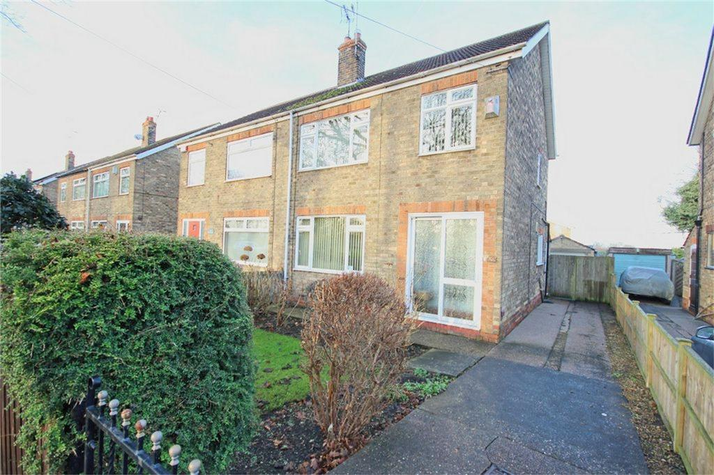 3 Bedrooms Semi Detached House for sale in Inglemire Lane, Hull, East Riding of Yorkshire