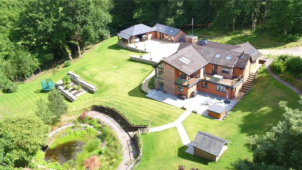 5 Bedrooms House for sale in Highwood, Ringwood, Hampshire, BH24
