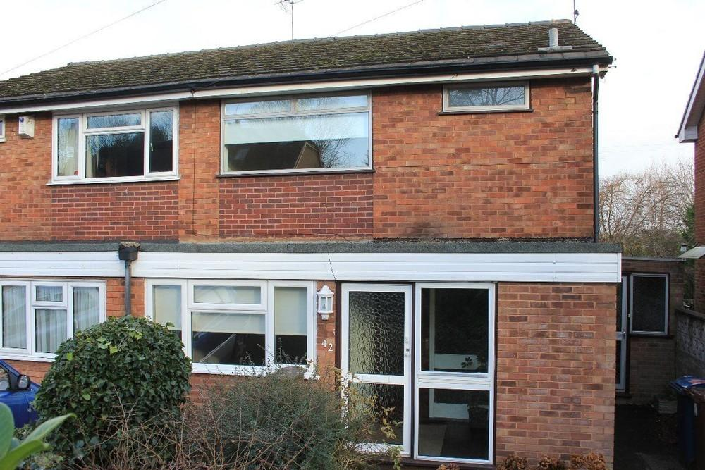 3 Bedrooms Semi Detached House for rent in Rowley Grove, Stafford, Staffordshire, ST17 9BL