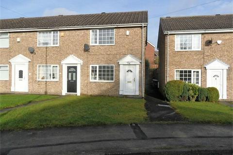 2 bedroom townhouse to rent - Oakway, Birkenshaw, Birkenshaw, West Yorkshire