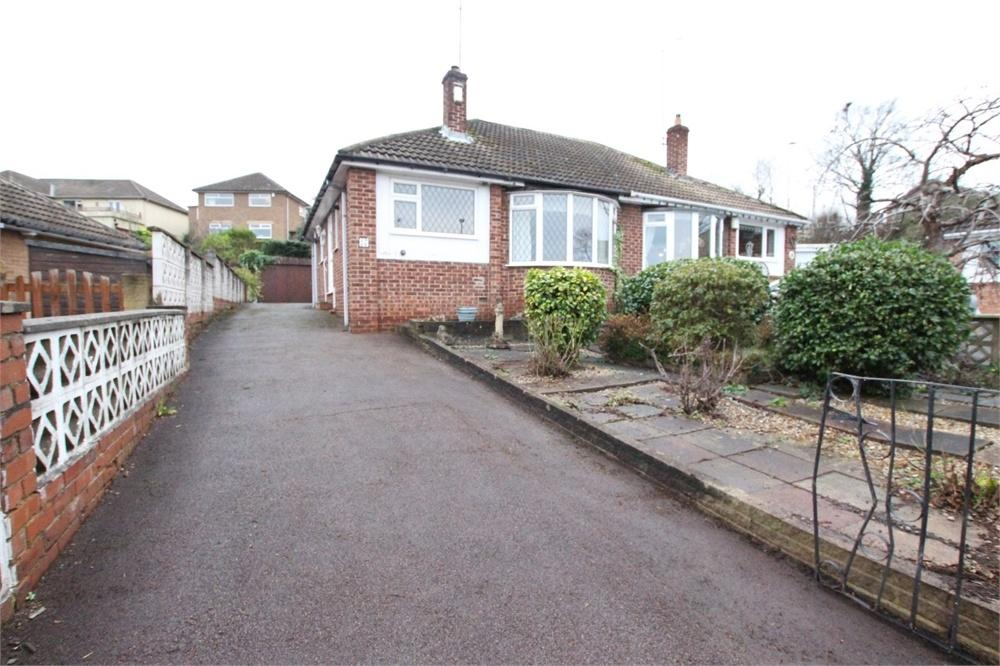 2 Bedrooms Semi Detached Bungalow for sale in Royd Wood, CLECKHEATON, West Yorkshire