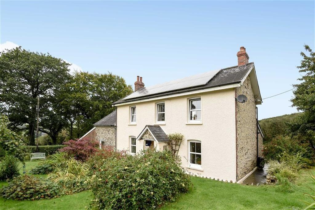 3 Bedrooms Detached House for sale in Madford, Hemyock, Cullompton, Devon, EX15