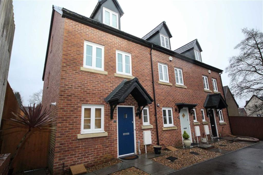 3 Bedrooms End Of Terrace House for sale in Whitworth Square, Cardiff