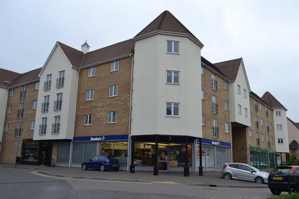 2 Bedrooms Apartment Flat for rent in Trinity Row, South Woodham Ferrers