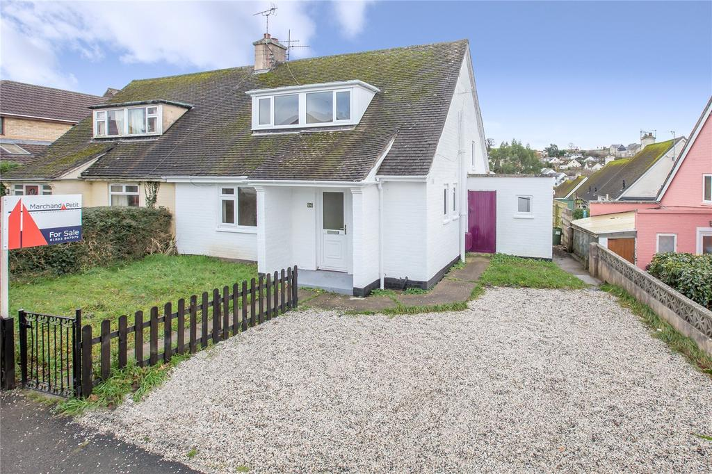 2 Bedrooms Semi Detached House for sale in Westonfields, Totnes, TQ9