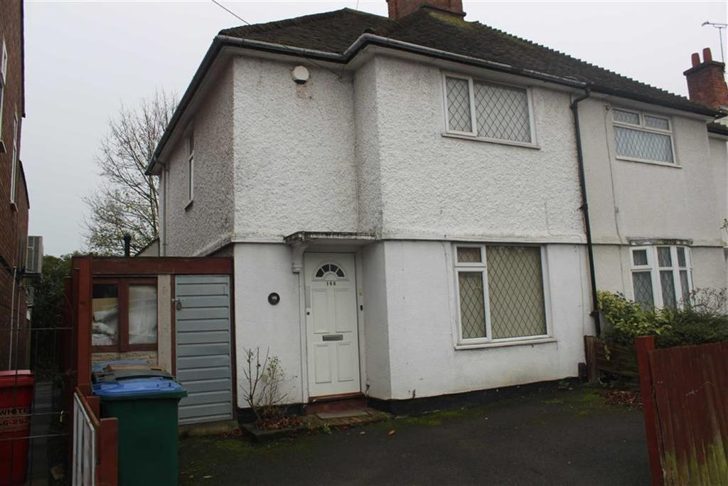 3 Bedrooms Semi Detached House for rent in Wyley Road, Radford, Coventry