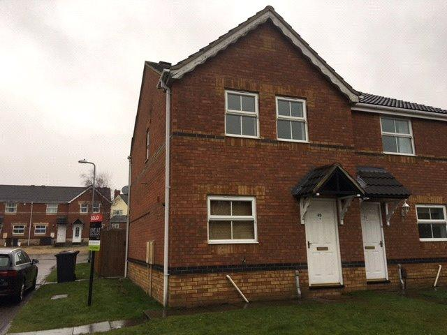 3 Bedrooms Semi Detached House for rent in Lupin Road, Lincoln, LN2