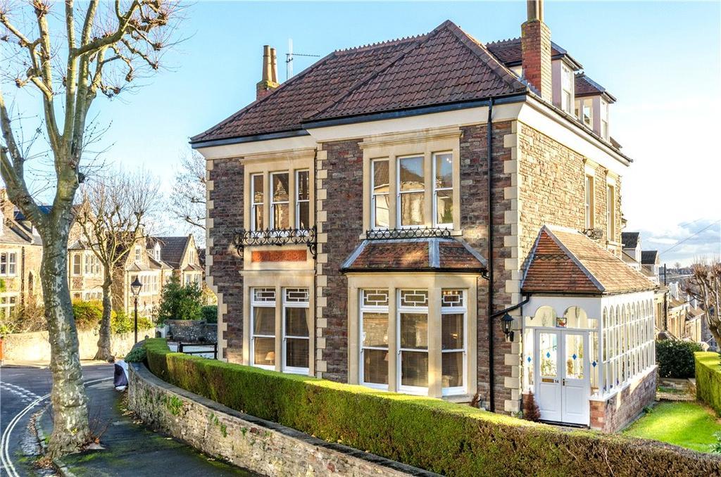 6 Bedrooms Terraced House for sale in Hartington Park, Redland, Bristol, BS6