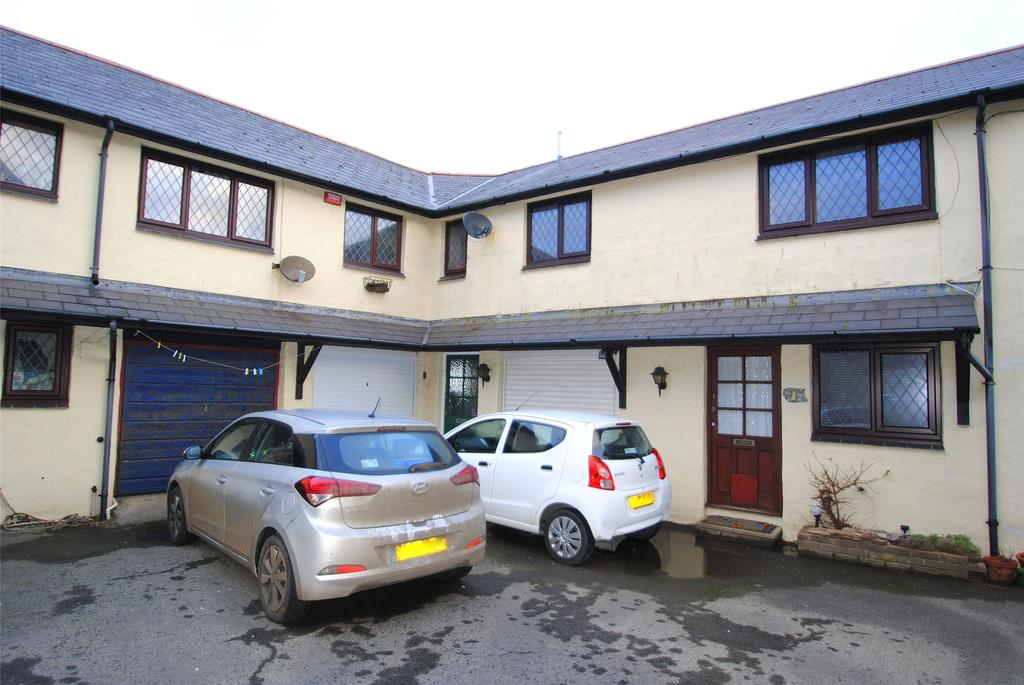2 Bedrooms Terraced House for sale in Montpelier Mews, Ilfracombe