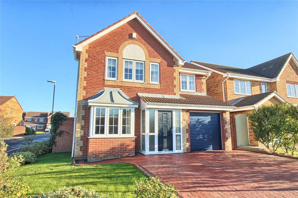 4 Bedrooms Detached House for sale in Harvester Close, Seaton Carew