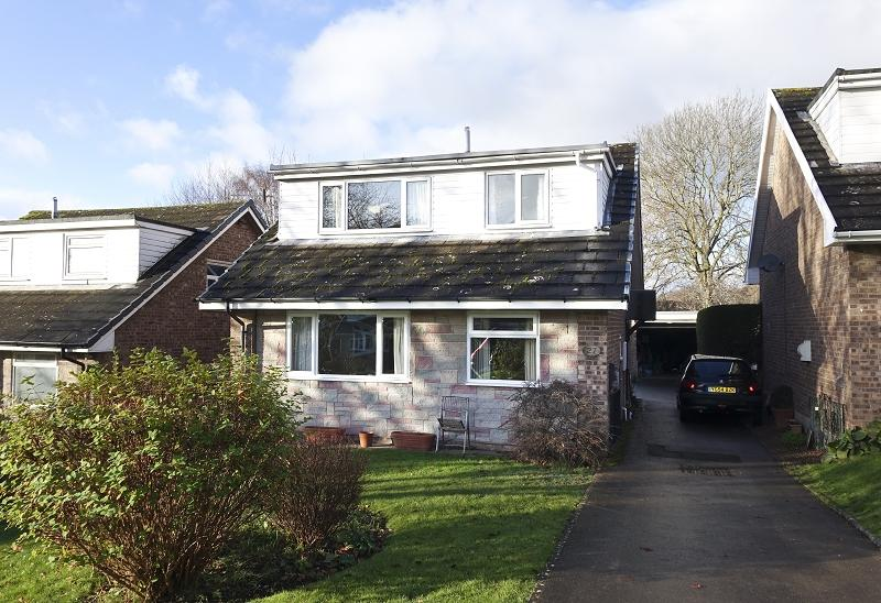 3 Bedrooms Detached House for sale in Darren View, Crickhowell, Powys.
