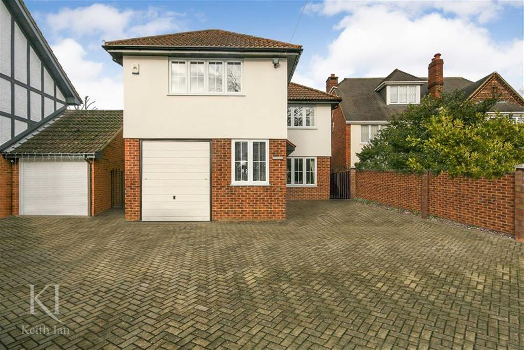 4 Bedrooms Detached House for sale in Middle Street, Waltham Abbey