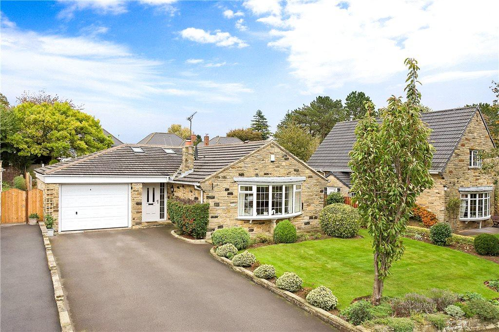4 Bedrooms Detached Bungalow for sale in Marston Way, Wetherby, West Yorkshire