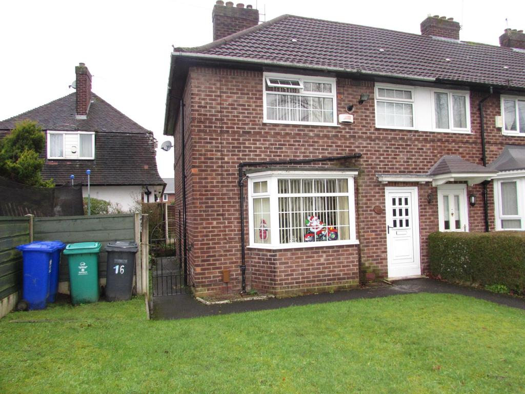 3 Bedrooms Semi Detached House for sale in Hall Lane, Manchester, M23