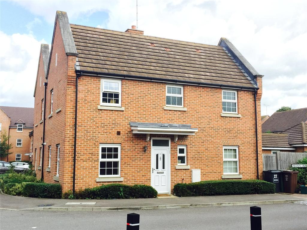 3 Bedrooms House for sale in Frederick Place, Frogmore, St. Albans, Hertfordshire