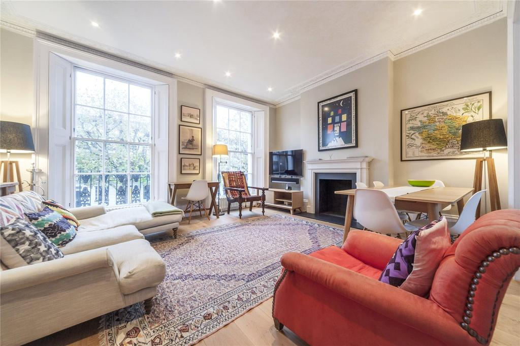 2 Bedrooms Flat for sale in Albert Street, London