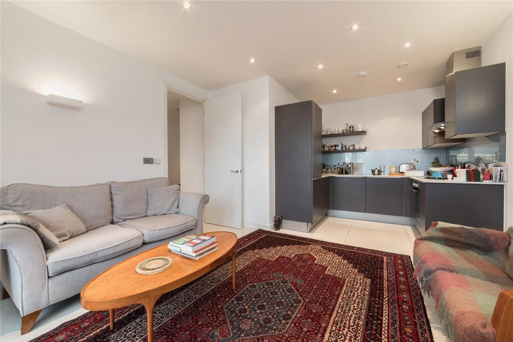 1 Bedroom Flat for sale in Haven Way, London