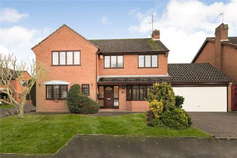 4 bedroom detached house to rent - Carver Gardens, Stourbridge, West Midlands, DY8