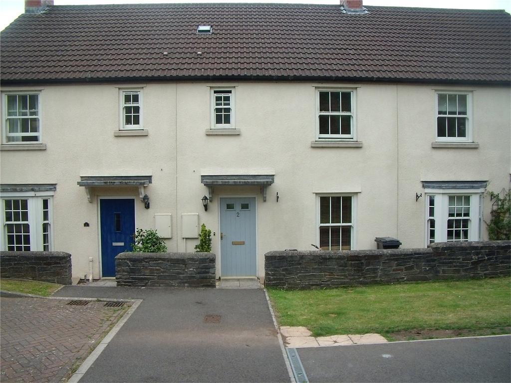 3 Bedrooms Terraced House for rent in Springfield Close, Cross, Axbridge, BS26
