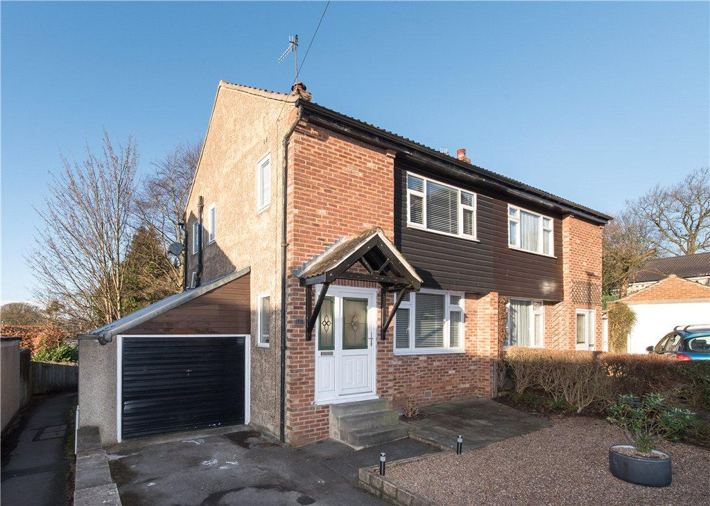 3 Bedrooms Semi Detached House for sale in Windsor Avenue, Skipton