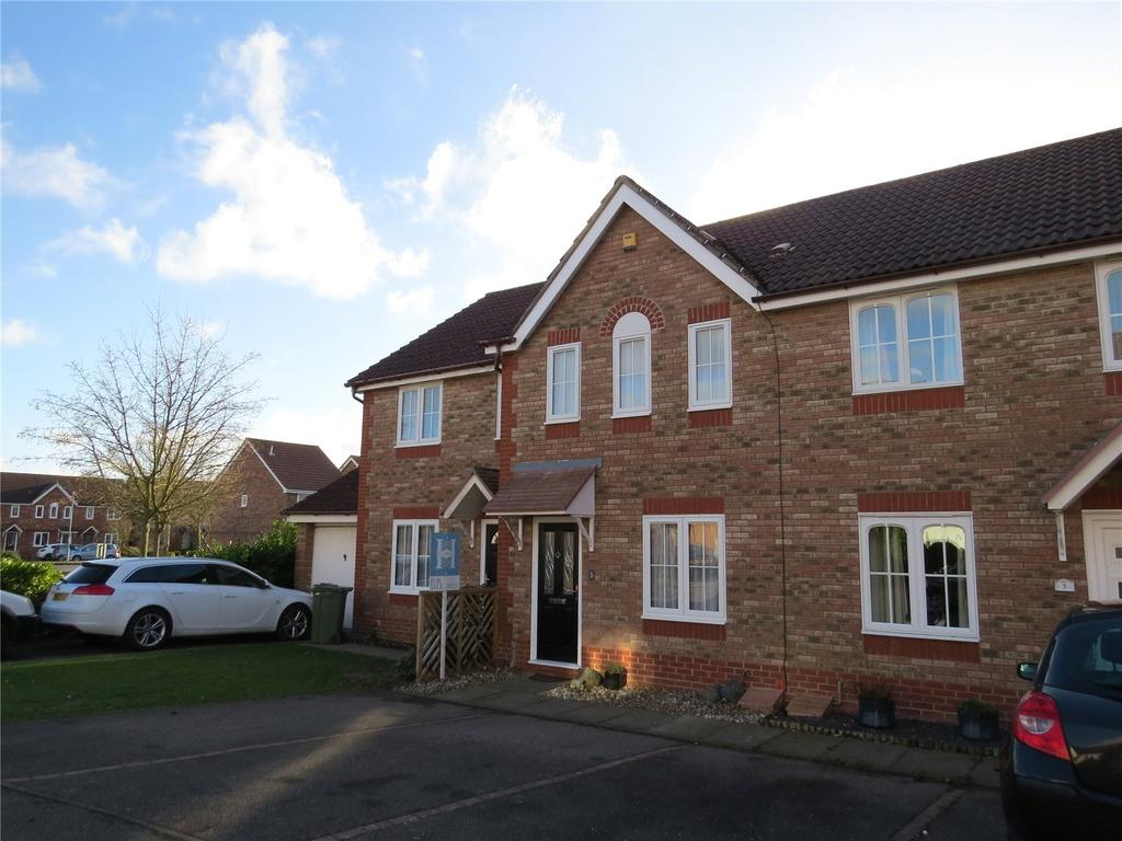 2 Bedrooms House for sale in Bunyan Close, Norwich