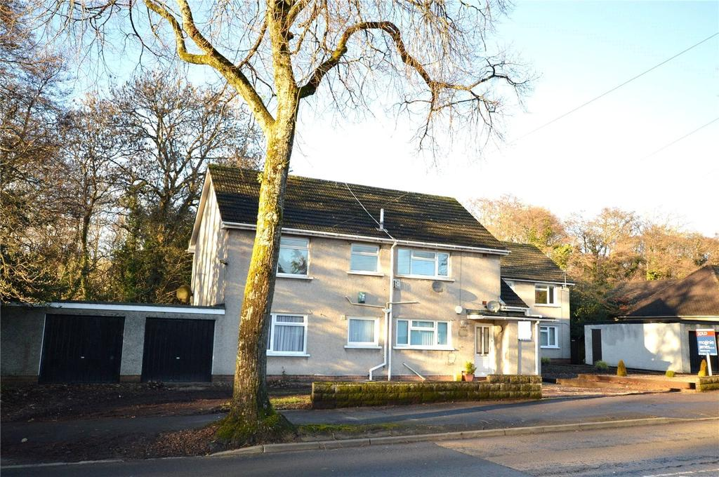 2 Bedrooms Apartment Flat for sale in Rhydypenau Road, Cyncoed, Cardiff, CF23
