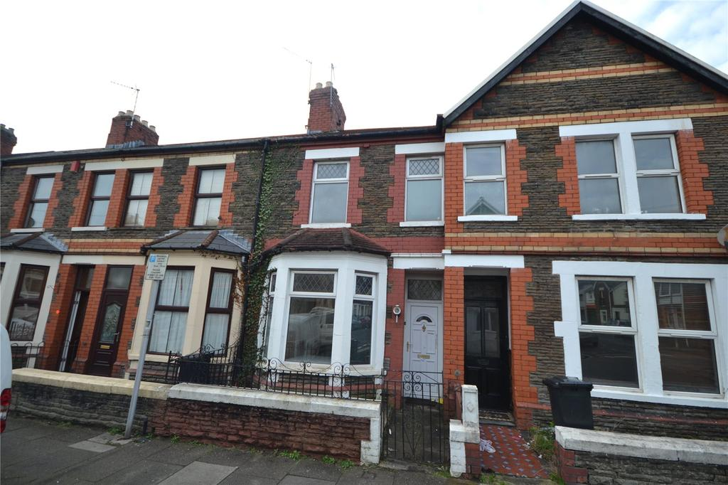 3 Bedrooms Terraced House for sale in Inverness Place, Roath, Cardiff, CF24