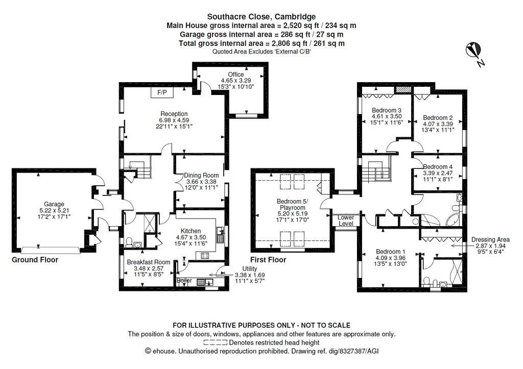 Floorplan: Picture No. 06