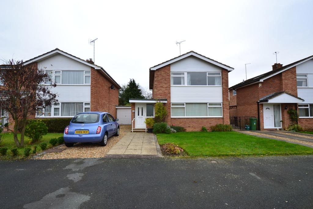 3 Bedrooms Detached House for sale in Fairmeadow, Winslow