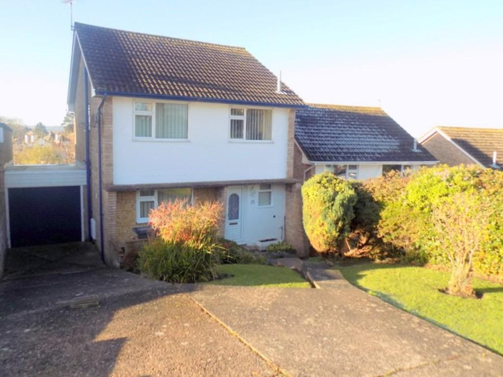 4 Bedrooms Detached House for sale in Avondale Road, Exmouth