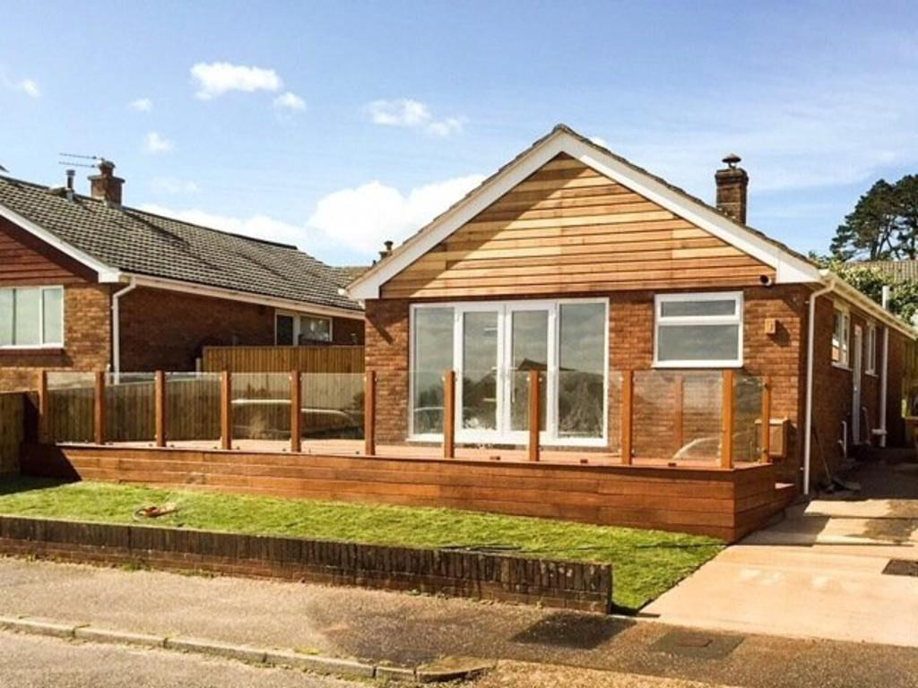 2 Bedrooms Detached Bungalow for sale in Marions Way, Exmouth