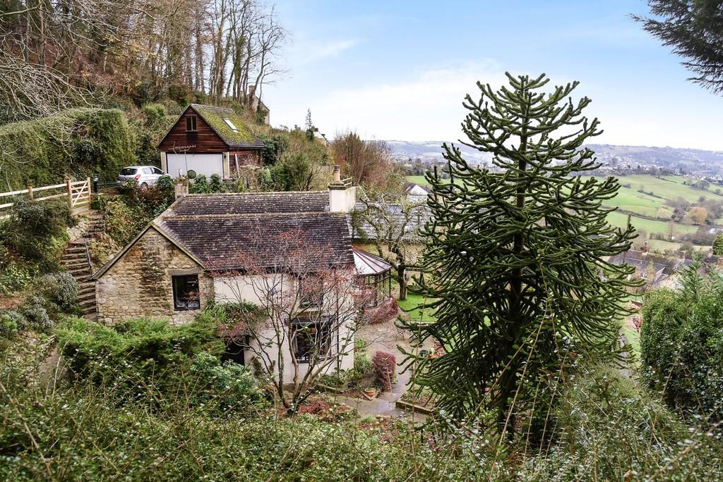 4 Bedrooms Cottage House for sale in Ruscombe, Stroud
