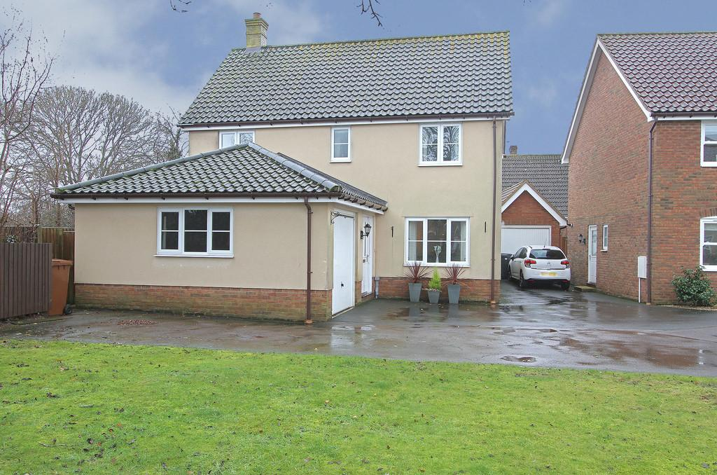 4 Bedrooms Detached House for sale in Park Green, Hethersett