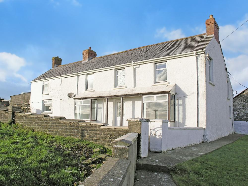 3 Bedrooms Detached House for sale in Ferwig, Cardigan, SA43