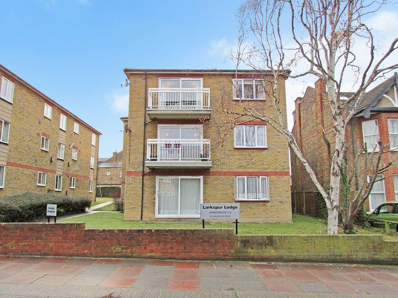 2 Bedrooms Apartment Flat for sale in 22 Lansdown Road, Sidcup