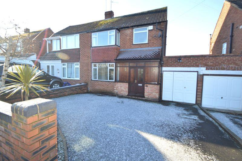 3 Bedrooms Semi Detached House for sale in Oak Park Road, Wordsley, Stourbridge