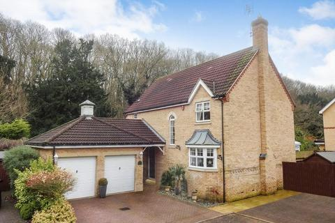 4 bedroom detached house for sale - Goodwood Close, Clophill