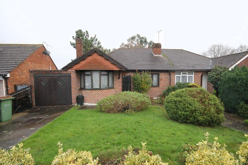 2 Bedrooms Semi Detached Bungalow for sale in FETCHAM
