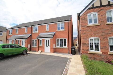 3 bedroom semi-detached house to rent - Shavington Park, Shavington, Crewe