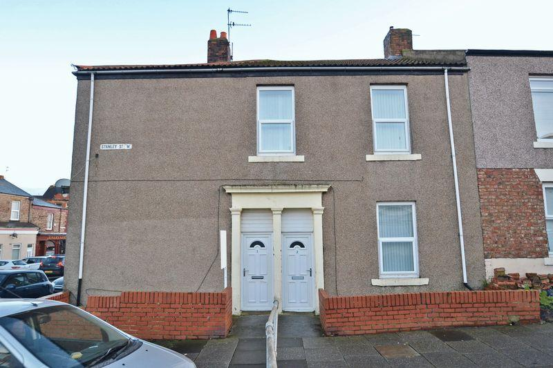 1 Bedroom Apartment Flat for sale in Stanley Street West, North Shields